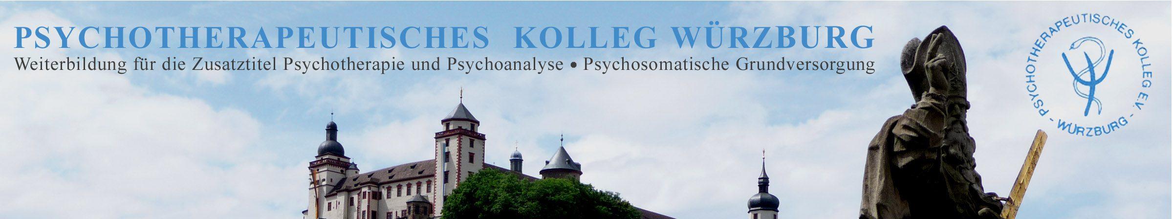 Psychotherapeutisches Kolleg Würzburg